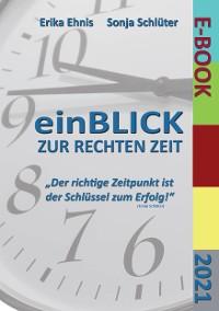 Cover einBLICK ZUR RECHTEN ZEIT