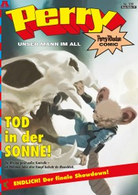 Cover Perry - unser Mann im All 139: Tod in der Sonne!