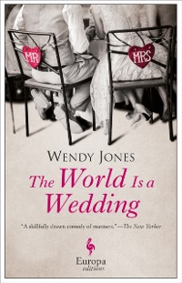 Cover World Is a Wedding