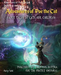 Cover Adventures of Poe the Cat