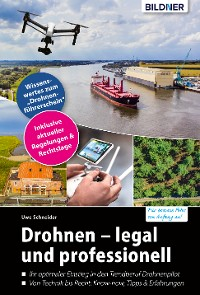 Cover Drohnen - legal und professionell