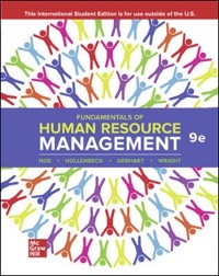 Cover ISE eBook Online Access for Fundamentals of Human Resource Management