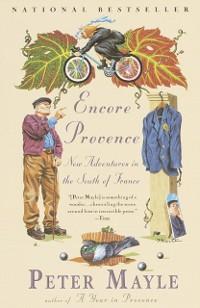 Cover Encore Provence