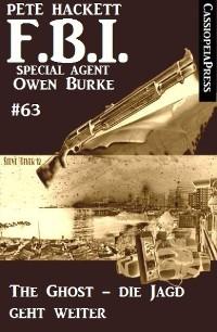 Cover The Ghost - die Jagd geht weiter