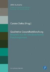 Cover Qualitative Gesundheitsforschung