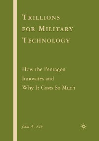 Cover Trillions for Military Technology
