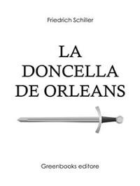 Cover La doncella de Orleans