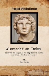 Cover Alexander am Indus