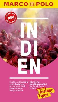 Cover MARCO POLO Reiseführer Indien