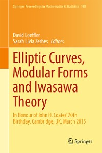 Cover Elliptic Curves, Modular Forms and Iwasawa Theory