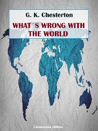 Cover What's Wrong With the World