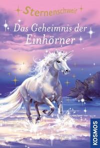 Cover Sternenschweif, 15, Das Geheimnis der Einhörner