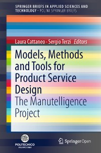 Cover Models, Methods and Tools for Product Service Design