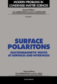 Cover Surface Polaritons