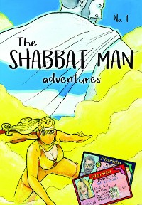 Cover Shabbat Man