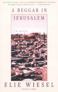 Cover Beggar in Jerusalem