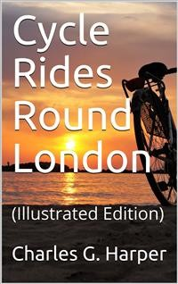 Cover Cycle Rides Round London