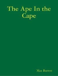 Cover The Ape In the Cape