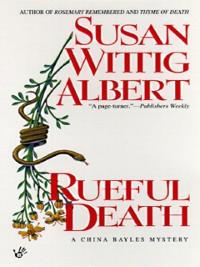 Cover Rueful Death
