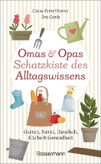Cover Omas und Opas Schatzkiste des Alltagswissens