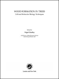 Cover Wood Formation in Trees