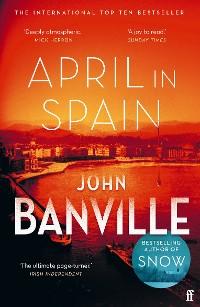 Cover April in Spain