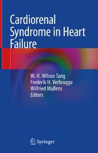 Cover Cardiorenal Syndrome in Heart Failure