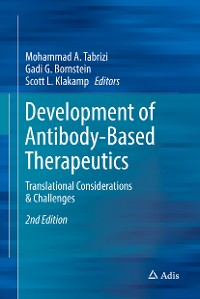 Cover Development of Antibody-Based Therapeutics