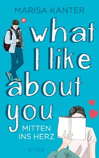 Cover What I Like About You