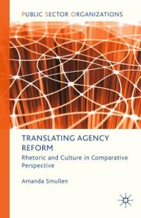 Cover Translating Agency Reform