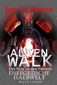 Cover Energetische Halbwelt (ALienWalk 13)