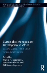 Cover Sustainable Management Development in Africa