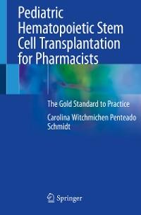 Cover Pediatric Hematopoietic Stem Cell Transplantation for Pharmacists
