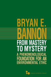 Cover From Mastery to Mystery
