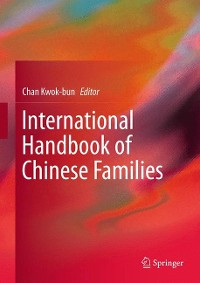 Cover International Handbook of Chinese Families