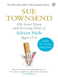 Cover The Secret Diary & Growing Pains of Adrian Mole Aged 13 ¾