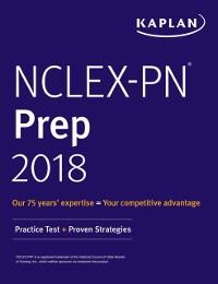 Cover NCLEX-PN Prep 2018