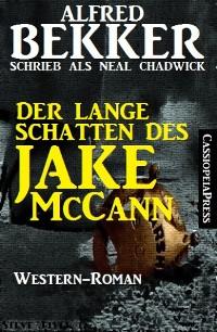 Cover Der lange Schatten des Jake McCann