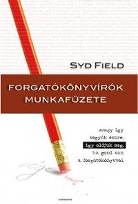 Cover Forgatókönyvírók munkafüzete