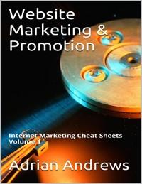 Cover Website Marketing & Promotion