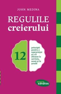 Cover Regulile creierului