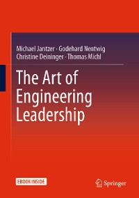 Cover The Art of Engineering Leadership