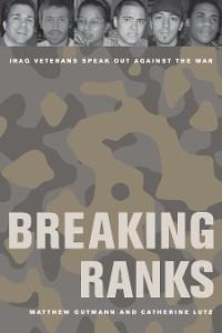 Cover Breaking Ranks
