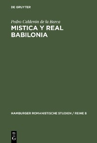 Cover Mistica y real Babilonia