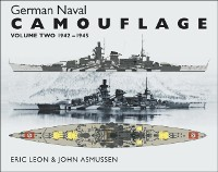 Cover German Naval Camouflage, 1942-1945