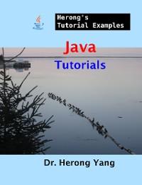Cover Java Tutorials - Herong's Tutorial Examples