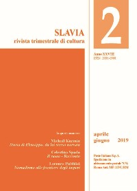Cover Slavia - N. 2 - 2019