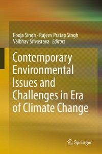 Cover Contemporary Environmental Issues and Challenges in Era of Climate Change