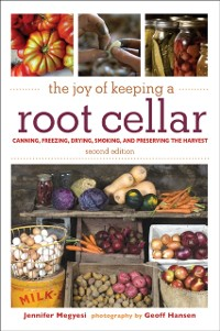 Cover Joy of Keeping a Root Cellar