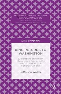 Cover King Returns to Washington